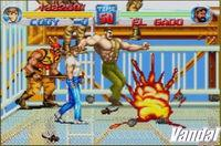 Pantalla Final Fight One