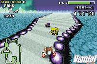 Pantalla F-Zero: Maximum Velocity
