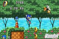 Imagen Sonic Advance