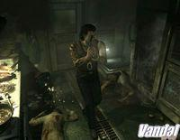 Pantalla Resident Evil Zero