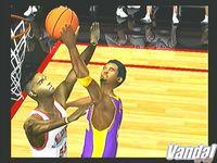 Pantalla NBA Live 2002