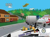 Pantalla The Simpsons Road Rage