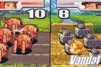 Pantalla Advance Wars 2