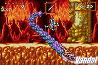 Pantalla Super Ghouls n' Ghosts-R