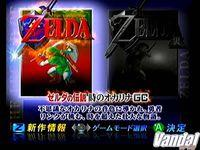 Pantalla The Legend of Zelda: Ocarina of Time