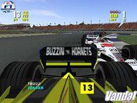 Pantalla F1 Championship Season 2000