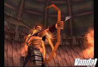Pantalla Legend of Dragoon