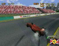 Pantalla F1 Racing Championship