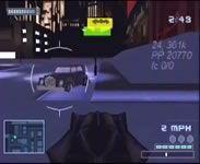 Pantalla Gotham City Racer