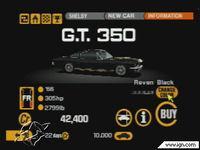 Pantalla Gran Turismo 2