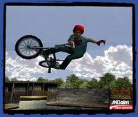 Pantalla Dave Mirra FreeStyle BMX