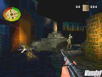 Pantalla Medal of Honor Underground