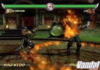 Pantalla Mortal Kombat: Deadly Alliance