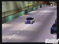 Pantalla Rumble Racing