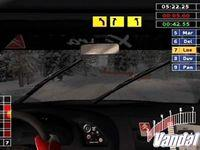 Pantalla WRC II Extreme
