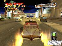 Pantalla Crazy Taxi 3