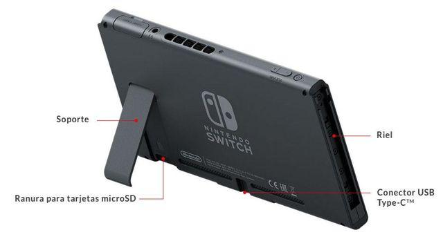 Nintendo Switch will be compatible with external hard drives in the future