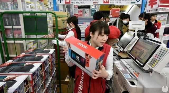 Nintendo Switch continues as the console most sold of Japan