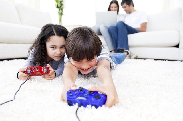 United Kingdom started a campaign for families to control what their children play