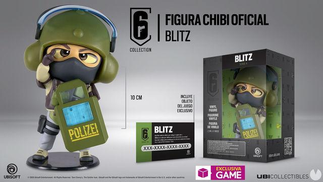 GAME sold at exclusive new figures