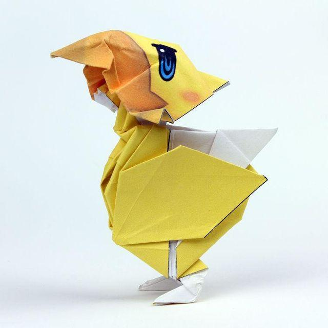 Square Enix will teach you how to create figures of origami to the World of Final Fantasy