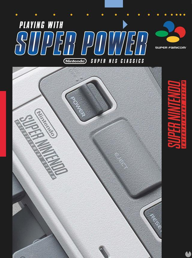 Super Power: Nintendo SNES Classics will be released on the 20 October
