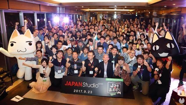 "Sony held Japan Studio ""Fun"" Meeting 2018 December 1"