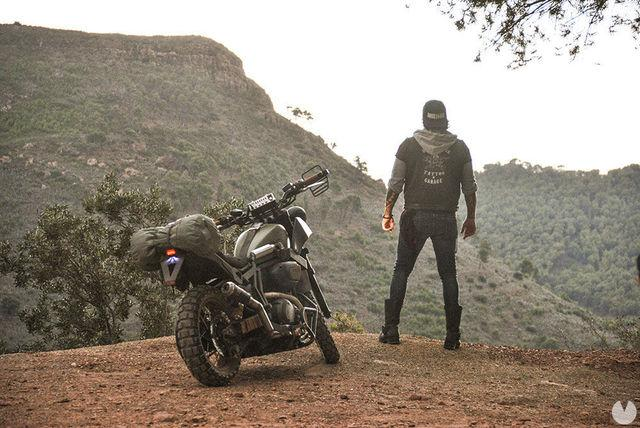 Sony will be a replica of the bike of Days Gone to Madrid Games Week 2018