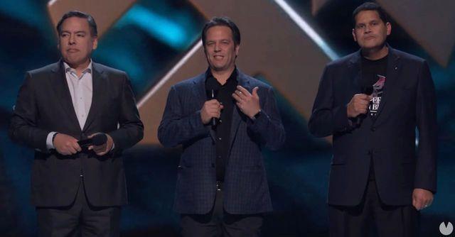 Shawn Layden, president of SIE Worldwide Studios, let PlayStation