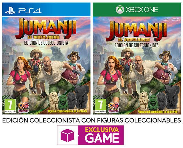 GAME invites us out to the movies with your incentive by booking for Jumanji: The Video Game