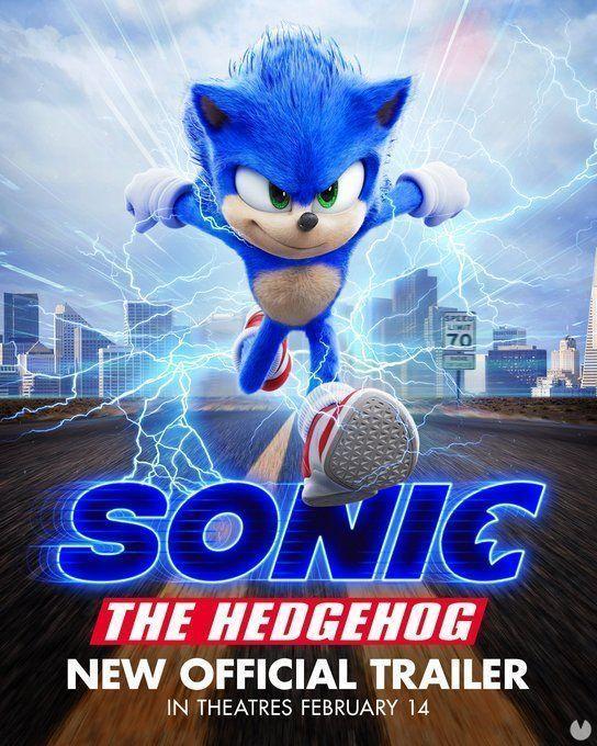 Film di Sonic: Nuovo trailer e la presentazione del restyling del proprio protagonista