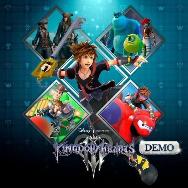 The demo of Kingdom Hearts 3 is already available on PS4 and Xbox One