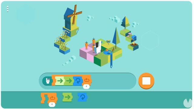 Doodle for Google is a tribute to the programming intended for children