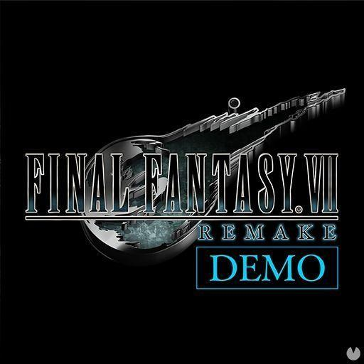 Final Fantasy 7 Remake: It filters the existence of a demo in the PS Store