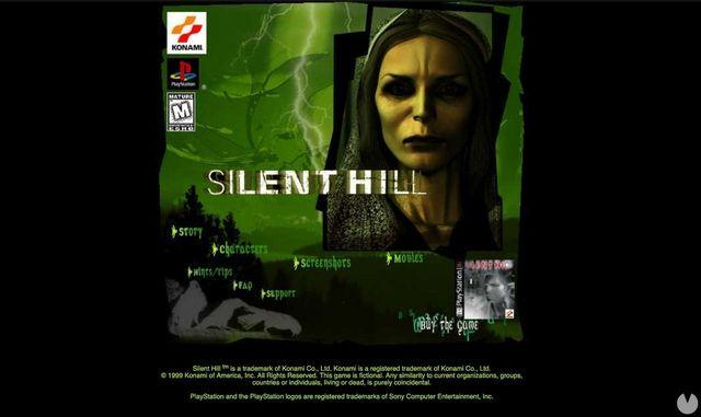 The internet domain SilentHill.com is on sale for less than $ 10,000