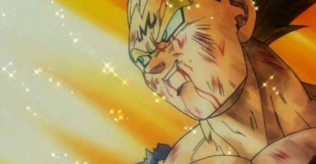 Dragon Ball Z: Kakarot shows the sacrifice of Majin Vegeta in a new sequence
