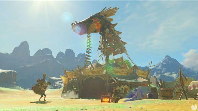 The Legend of Zelda: Breath of the Wild offers us a new appetizer in the form of image