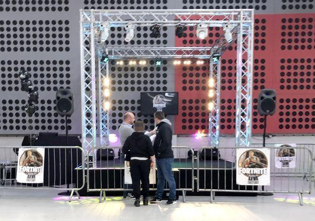 Epic Games Demanda Al Festival No Oficial De Fortnite Celebrado En