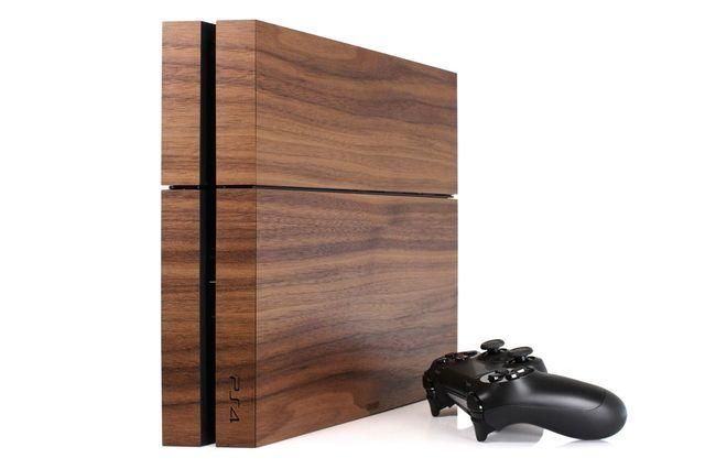 Toastmade presents its spectacular wooden decks for consoles