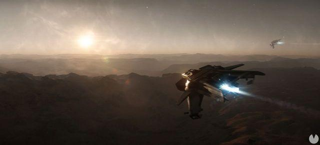 We are ahead of more news of the Alpha 3 of Star Citizen