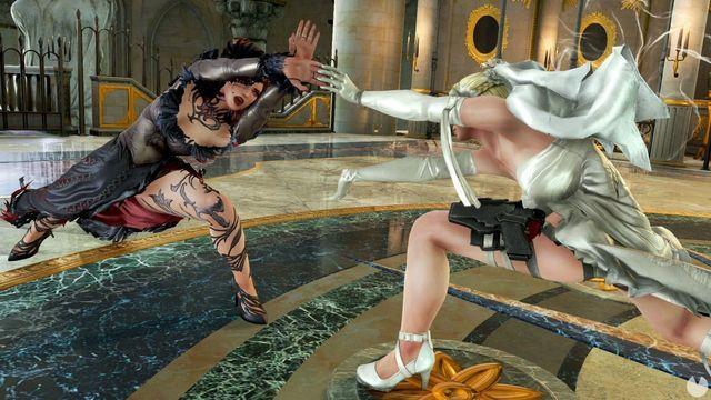 The director of Tekken 7 sees