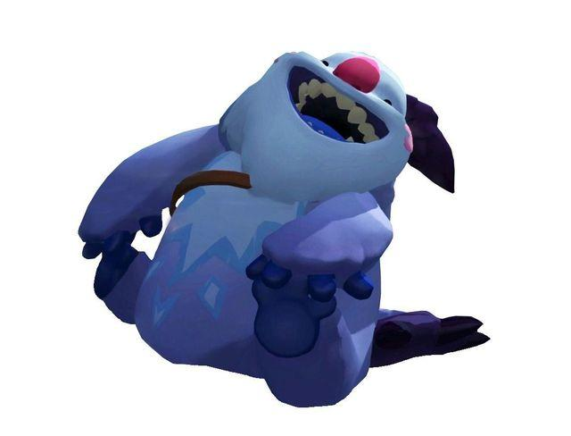 Pakko is the new and adorable character from the MOBA Gigantic