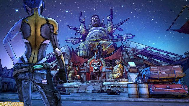 Gearbox displays an image that starts rumors about Borderlands 2 on Switch
