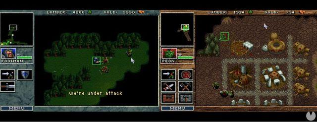 Warcraft: Orcs & Humans and Warcraft II: Battle.net Edition already available in GOG.COM