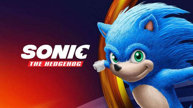 filter a new image from the movie of Sonic