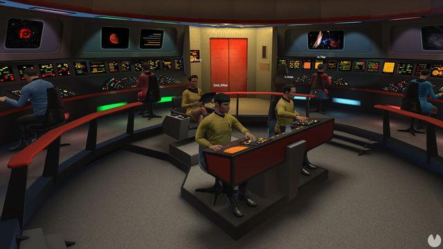 The virtual reality of Star Trek: Bridge Crew will finally arrive on may 30