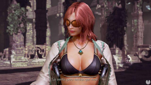 Compare in video Tekken 7 on PS4, Xbox One and PC