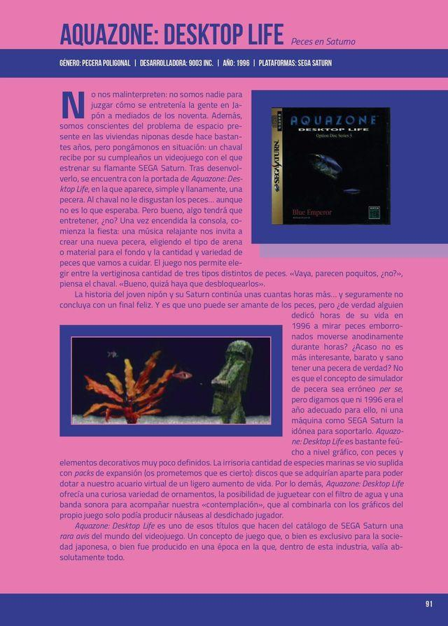 now available the Guide Damn of video games, the Ludonomicón