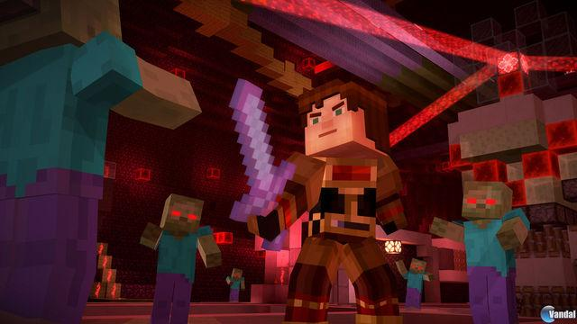 The seventh episode of Minecraft: Story Mode is now available