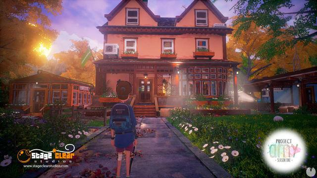 Project Amy, a game based on Life is Strange and in The Goonies, seeks funding on Kickstarter